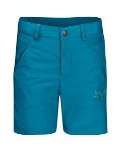 Spodenki dziecięce SUN SHORTS K blue reef