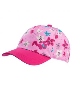 Czapka dziecięca SPLASH CAP KIDS pink tulip allover