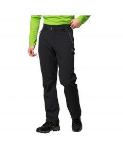 Spodnie softshellowe męskie ACTIVATE XT MEN Black