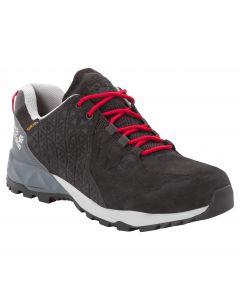 Buty trekkingowe męskie CASCADE HIKE LT TEXAPORE LOW M black / red