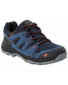 Buty na wędrówki dla dzieci  MTN ATTACK 3 TEXAPORE LOW K dark blue / orange