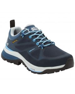 Buty w góry damskie FORCE STRIKER TEXAPORE LOW W dark blue / light blue