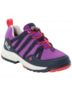 Buty trekkingowe dziecięce THUNDERBOLT TEXAPORE LOW K purple / dark blue