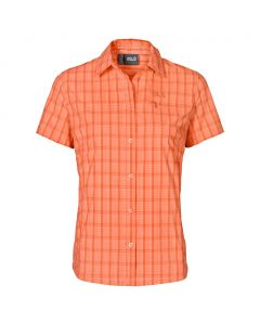 Koszula CENTAURA STRETCH VENT SHIRT W papaya checks