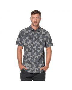 Koszulka HOT CHILI MARBLE SHIRT pebble grey all over