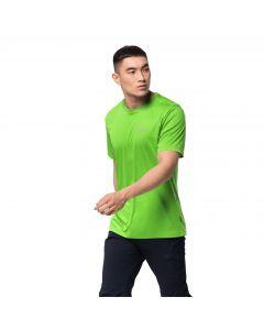 Koszulka męska TECH T M leaf green