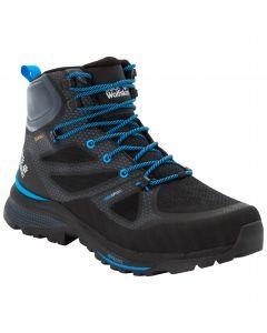 Buty w góry męskie FORCE STRIKER TEXAPORE MID M black / blue