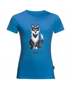 Koszulka dziecięca WOLF T KIDS sky blue