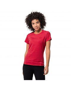 T-shirt damski SKY FLEX T W clear red