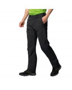 Spodnie softshell męskie CHILLY TRACK XT PANTS MEN Black