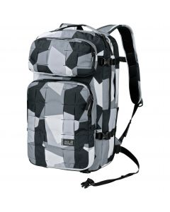 Plecak na notebooka TRT 22 PACK grey geo block