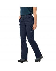 Spodnie softshell ACTIVATE LIGHT PANTS WOMEN midnight blue