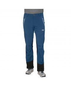 Męskie spodnie GRAVITY SLOPE PANTS MEN indigo blue