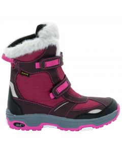 Buty GIRLS SNOW FLAKE TEXAPORE mahogany
