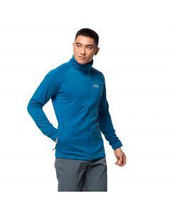 Bluza polarowa męska JWP MIDLAYER M blue pacific