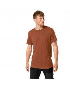 Męski T-shirt ESSENTIAL T MEN copper