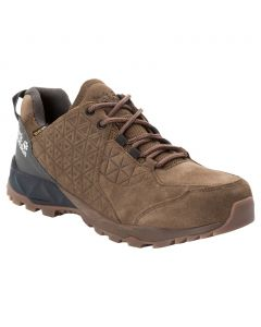 Męskie buty trekkingowe CASCADE HIKE LT TEXAPORE LOW M dark wood / phantom