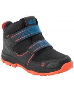 Buty trekkingowe dziecięce MTN ATTACK 3 TEXAPORE MID VC K black / orange