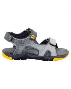 Sandały chłopięce PUNO BAY SANDAL burly yellow XT
