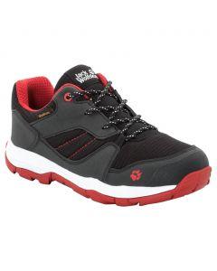 Buty trekkingowe dla dzieci MTN ATTACK 3 XT TEXAPORE LOW K black / red