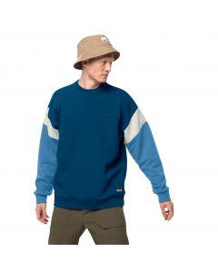 Bluza męska 365 CREW M Poseidon Blue