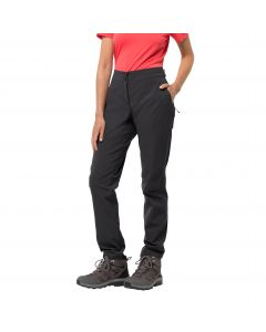 Spodnie rowerowe damskie GRADIENT PANT W Black