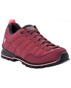 Buty trekkingowe damskie SCRAMBLER LOW W burgundy / pink
