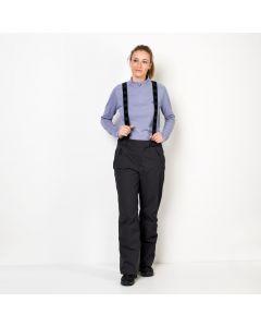 Spodnie EXOLIGHT PANTS WOMEN black