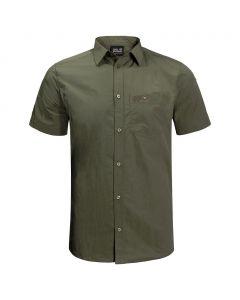 Koszulka LAKESIDE SHIRT M woodland green