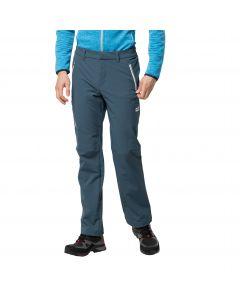 Spodnie softshell OVERLAND II PANTS M Orion Blue
