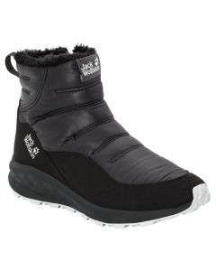 Buty ocieplane damskie NEVADA RIDE LOW W black / black