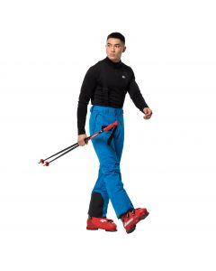 Spodnie narciarskie męskie GREAT SNOW PANTS M Blue Pacific