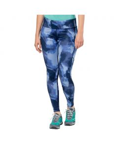 Legginsy ATHLETIC CLOUD TIGHTS WMN midnight blue all over