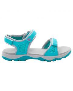 Dziewczęce sandały ACORA BEACH SANDAL aquamarine