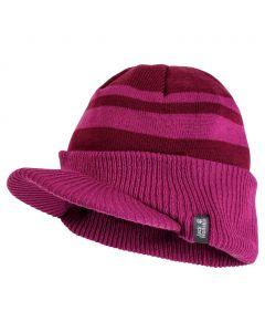Czapka STORMLOCK WINDMILL CAP KIDS dark ruby