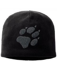 Czapka polarowa PAW HAT black