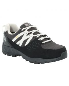 Męskie buty trekkingowe CASCADE HIKE TEXAPORE LOW M black / white