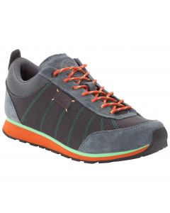 Buty męskie MOUNTAIN DNA LOW M dark grey / green