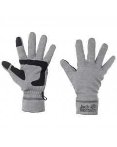 Rękawice polarowe SKYLAND GLOVE light grey