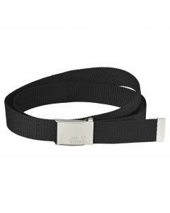 Pasek do spodni WEBBING BELT WIDE black