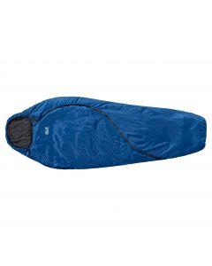Śpiwór syntetyczny SMOOZIP  3 classic blue