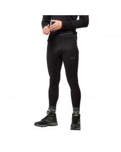 Legginsy termoaktywne męskie ARCTIC XT TIGHTS MEN Black