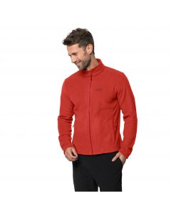 Polar męski  MOONRISE JACKET MEN lava red