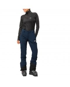Spodnie GRAVITY TOUR PANTS WOMEN midnight blue