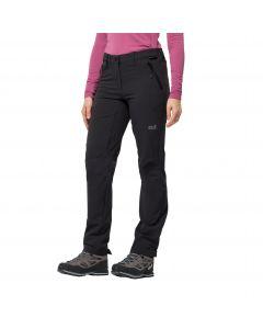 Damskie spodnie softshellowe ACTIVATE XT WOMEN Black