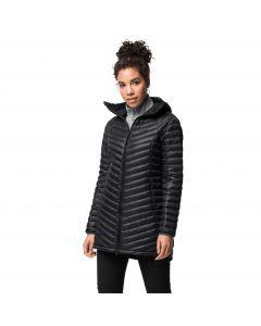Płaszcz puchowy damski ATMOSPHERE COAT W black