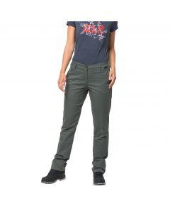 Damskie spodnie ARCTIC ROAD PANTS W greenish grey