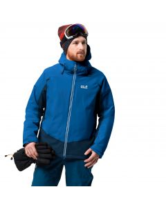 Kurtka EXOLIGHT BASE JACKET MEN electric blue