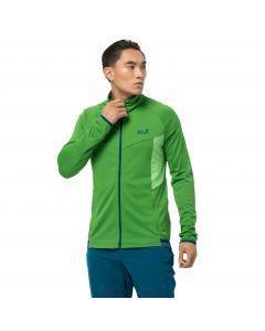 Polar męski GRADIENT JACKET M basil green