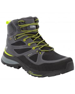 Buty w góry męskie FORCE STRIKER TEXAPORE MID M dark grey / lime